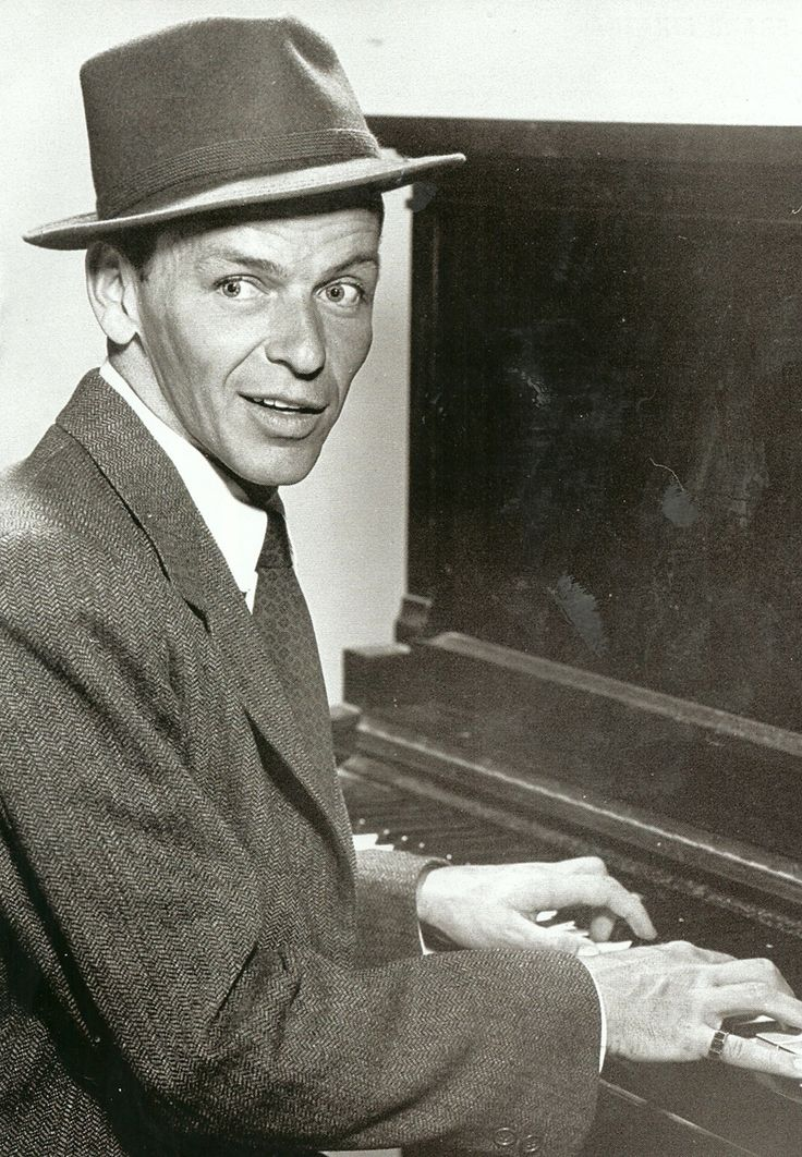 1481 best images about ★FRANK SINATRA My way.....[His ...