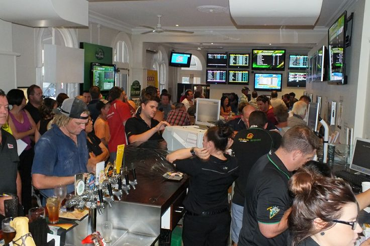 Our TAB on Melbourne Cup Day
