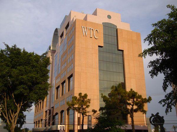 El gran edificio del World Trade Center de #Guadalajara, Jalisco, México. Ubicado sobre la avenida Mariano Otero cerca de la Expo.
