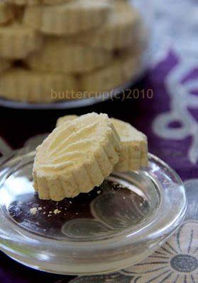 Bangket Susu (kue kering)