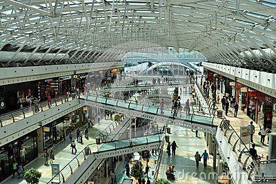 Shopping Center Mall Interior -  (C) Celia Ascenso 2015