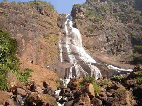 #KhandadharWaterfallsOrissa  Khandadhar is the 12th Largest water fall in India and 2nd largest water fall in Odisha. It is a perinial waterfall and the water fall height is 801 ft. It is in the Sundergarh district of Orissa. The water source is Korapani Nala and the water fall type is that of a Horsetail.
