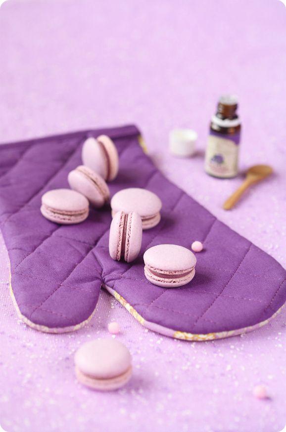 Verdade de sabor: Чернично-фиалковые макаронс / Macarons de mirtilo e violeta  מתכון דומה לפייר הרמה- חצי כמות