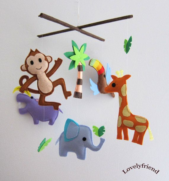 Make Your Own Crib Mobile Woodworking Projects Plans
