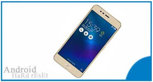 Hard Reset Asus Zenfone 3 Max ZC520TL - Android Hard Reset