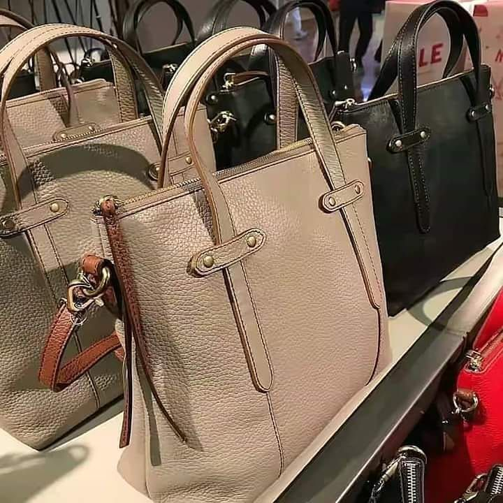 Ready Stok Fossil Felicity Satchel Taupe Harga Normal Rp 1 700 000 Diskon Up 50 Rp 850 000 New Givency Antigona Bag Top Handle Bag Bags