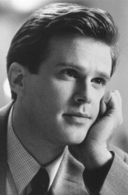 Cary Elwes deep in thought. ❤