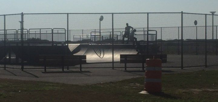 The skate-park at Nickerson is a great feature. It's rather recent but it's a great outlet for the kids and since it's near the beach it gives them a few activities that they can...