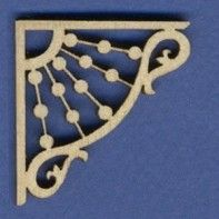 dollhouse bracket E