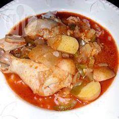 Fricassée de poulet cubaine à la mijoteuse @ qc.allrecipes.ca