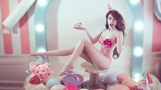"""Bỏng mắt với """"món quà"""" Trung thu từ hot girl Bảo Trân ~ Ảnh Girl Xinh"""