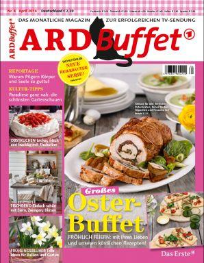 ARD Buffet Magazin 4/2014 Großes Oster-Buffet