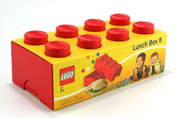 Lego Lunch Box | What's for lunch | Pinterest