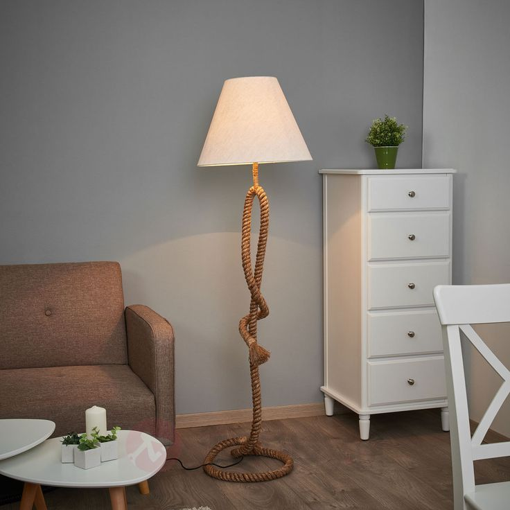 Wyjątkowa lampa stojąca VICTORIA 45 cm 8553025