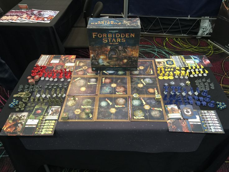 Image result for forbidden stars painted miniatures