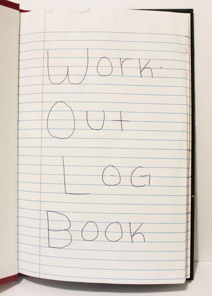gym tracker notebook - Ecosia