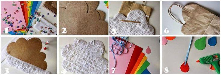 die besten 25 pinata selber basteln ideen auf pinterest geburtstag pinata basteln pinata. Black Bedroom Furniture Sets. Home Design Ideas