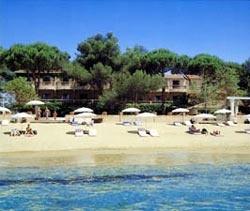 Hotel La Pinède Plage - La Croix-Valmer - my favourite holiday destination.