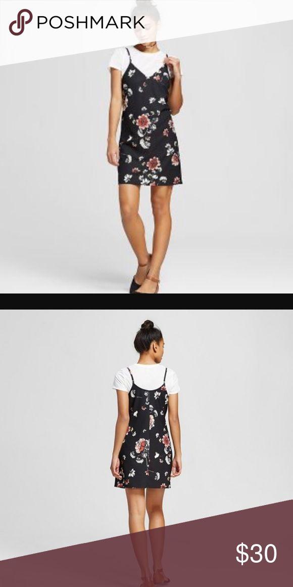 90's floral dress  <div id=