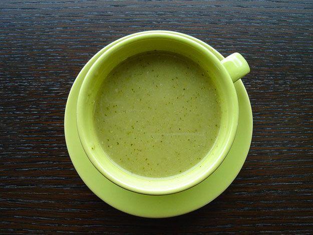 recette-creme-courgette(bouillon rapunzel bio et crème d'avoine fraîche)