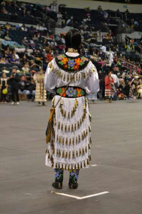 Old style jingle dress regalia pictures