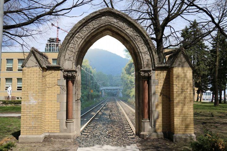 Railroad Portal