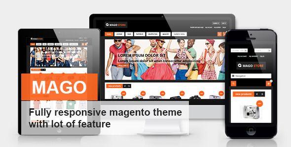 Mago - Responsive Magento Theme (Fashion) Download - PROFIREFOX