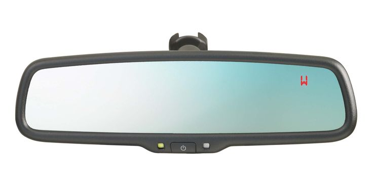 2016 Subaru Forester. #H501SSG001: Auto-Dimming Mirror with Compass
