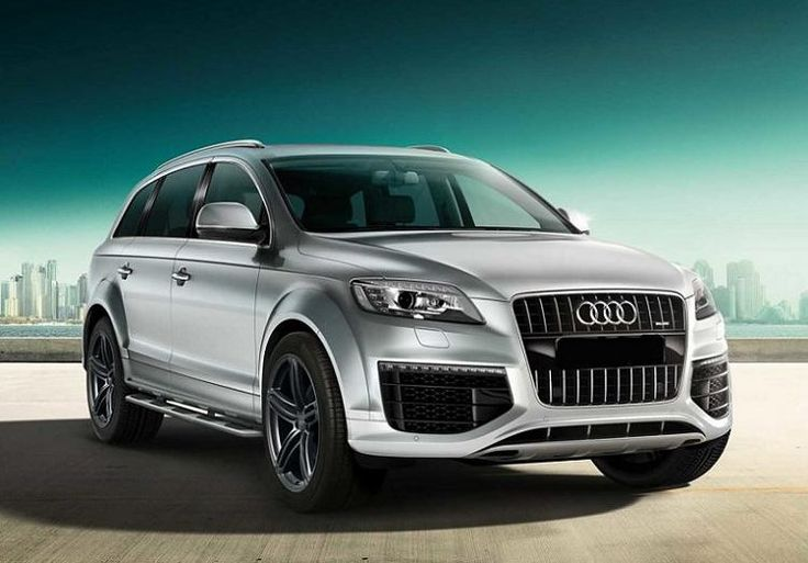 2017 Audi Q7 Review, Interior, Price