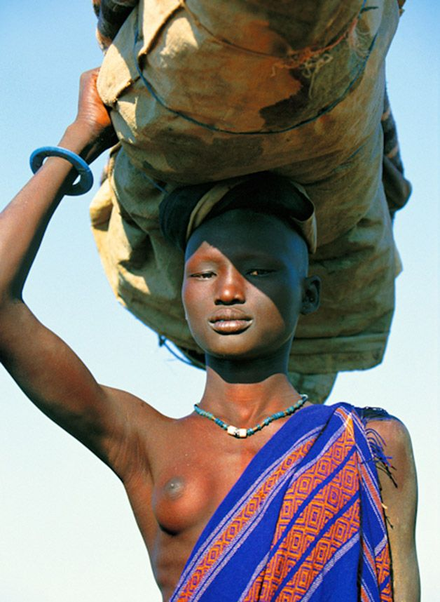 sexy sudanesische Frauen