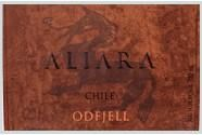 Odfjell Aliara, Central Valley, Chile label