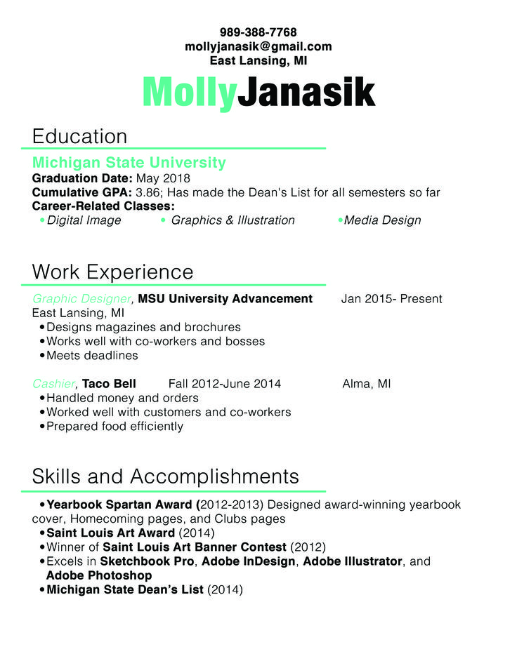 Resume Design Awesome Designs Pinterest   Taco Bell Resume  Taco Bell Resume