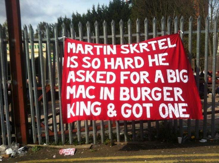 Martin Skrtel is boss! #LFC