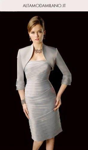 abiti mamma sposa SCEGLIERE il vestito PERFETTO SI PUO ad ogni età e taglia ALTAMODAMILANO.IT TEL 0276013113