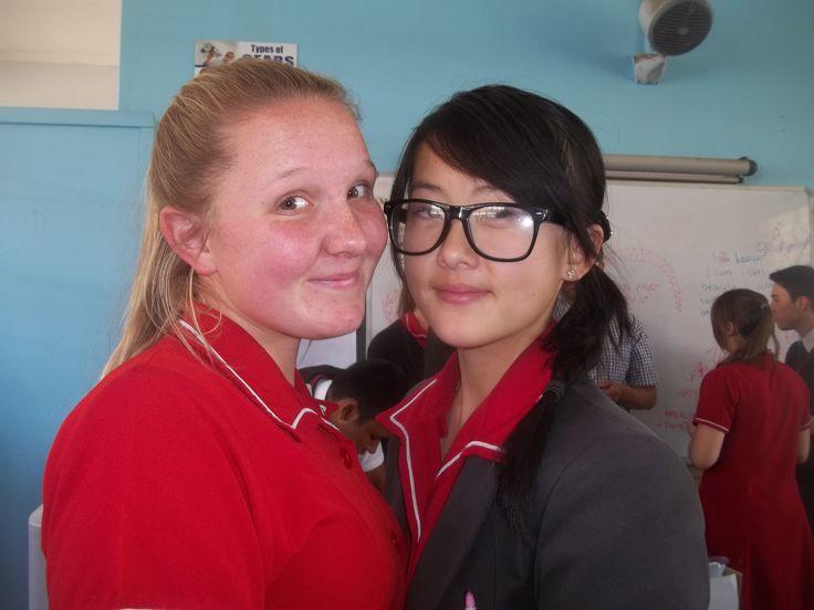 Robyn and QiQi