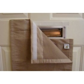 Attractive Mail Slot Cover Keeps Icy Air Out In Winter Plus Dog Doesnu0027t Eat The