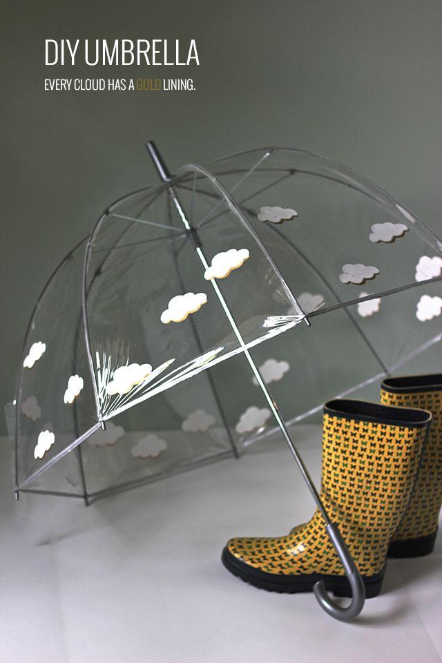 DIY Umbrella with the Cricut Explore -- Pars Caeli. #DesignSpaceStar Round 2