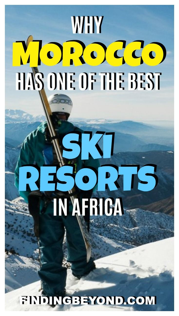 If you're looking for a different skiing experience for your next trip to the mountains, maybe you should consider Morocco, Africa. Read this article to see why. | Unusual places to Ski | Best Places to ski in Africa | Top Resorts in Morocco | Where to stay in Morocco | Top accommodation in Morocco | Where to go Skiing | Top Skiing Tips | Best Skiing Accommodation | How to Ski in Africa
