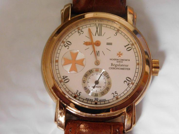 Vacheron Amp Constantin Geneve Chronometer Regulateur Watch