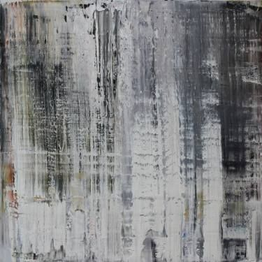 "Saatchi Art Artist Koen Lybaert; Painting, ""abstract N° 1129 [Avalanche]"" #art"