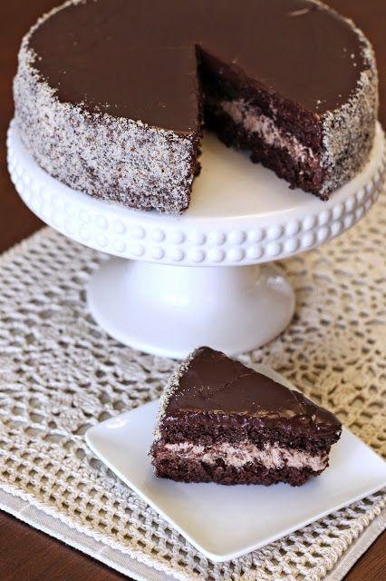 gluten free vegan chocolate hazelnut torte | G-Free Foodie #GlutenFree