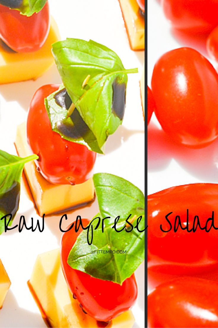 I am always trying to find the easiest and most simple salads to prepare to give me more time to spend with friends and family these raw caprese salad morsels are no exception, who wants to be slaving away in the kitchen all afternoon while everybody else is having a good time.