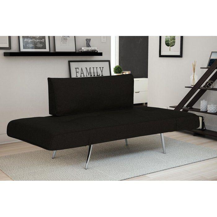 Leyla 60 Tight Back Convertible Sofa Cheap Sleeper Sofas Loveseat Futon Futon Sofa