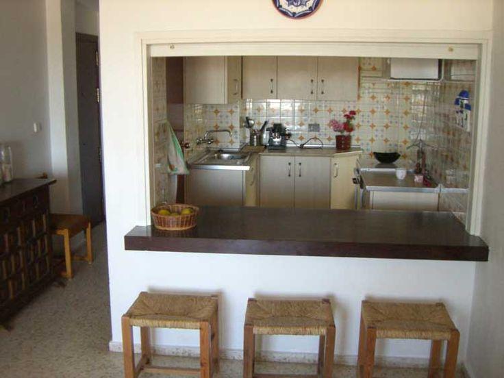 Puerta de barra de cocina buscar con google dise o - Cocinas con barra ...