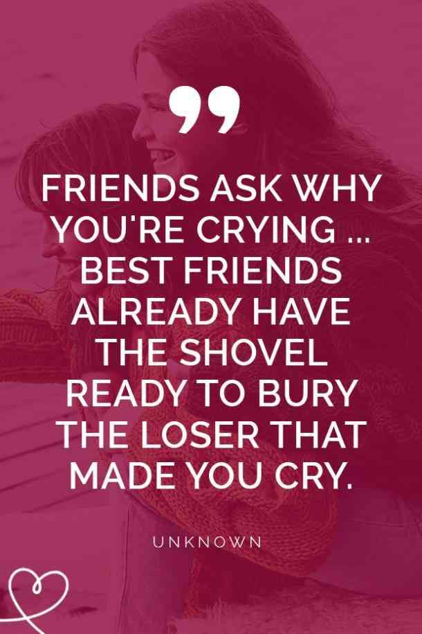 40 Short Cute Quotes About Best Friends To Help You Remember All