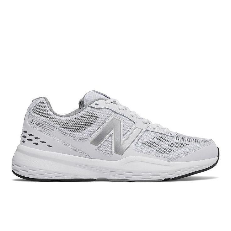 New Balance 517 v1 Men's Cross-Training Shoes, Size: medium (10.5), White Oth