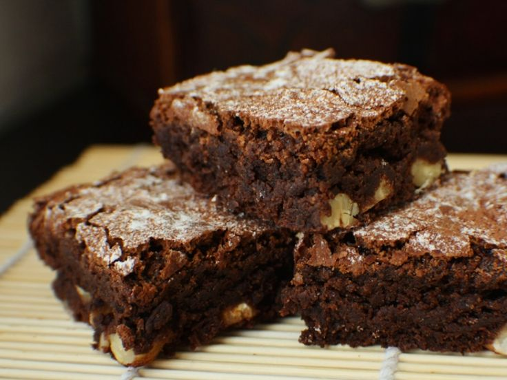 how to make brownies with hazelnuts