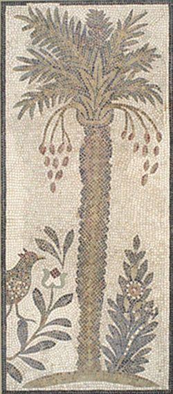 Brooklyn Museum: Tree of Paradise: Jewish Mosaics from the Roman Empire