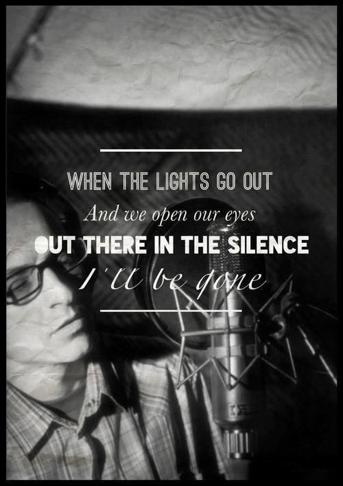 Linkin Park - I'll be gone lyrics