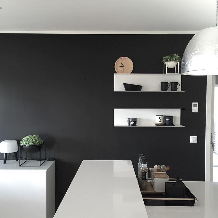 41 best Ikea Botkyrka images on Pinterest | Kitchen shelves, Live ... | {Ikea küchen schwarz 25}